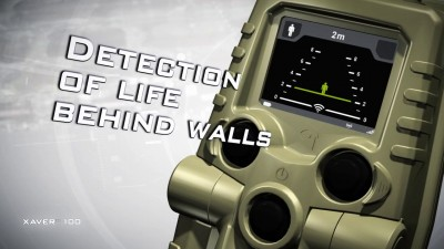 Camero Xaver 100 Tactical Through Wall Detection System