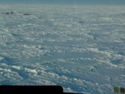 Посадка на льдину АН 72п