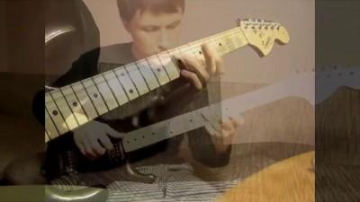 "Instrumental cover M.V.Muromov ""Apples in the Snow"""