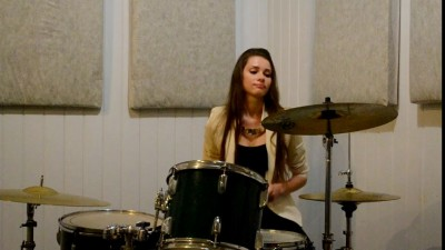 (drum cover by Lilia)