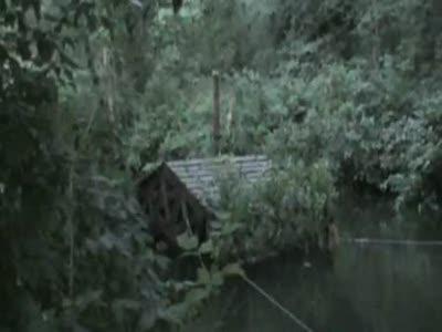 Классный прыжок на лодке