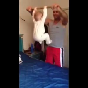 Тренировка ребенка