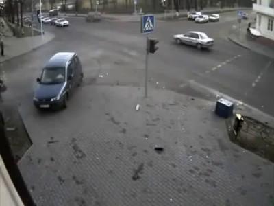 Ты не поверишь на сколько Пешеходам крупно повезло