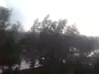 Ураган в Колпино