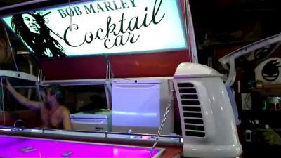 шоу коктейль кар