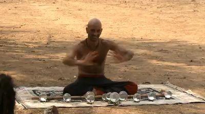 Мегакрутой йог и факир Jyoti