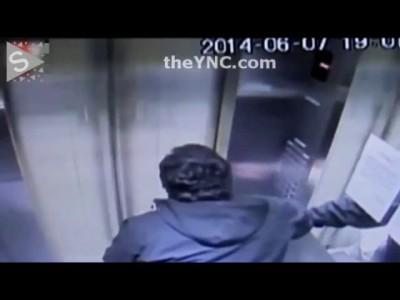 Кошмар в лифте