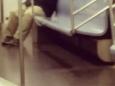 Крысы в метро