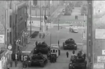 Войска ОВД против войск НАТО
