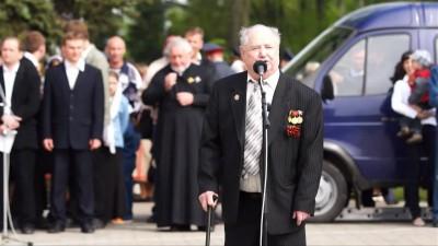 Правда от Ветерана на параде победы