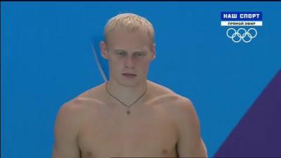 Провальный прыжок Илья Захарова на ОИ в Рио