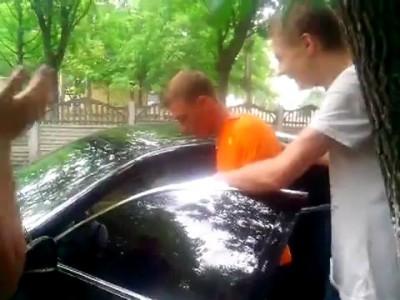 Новоявленные «борцы с педофилами» в Николаеве