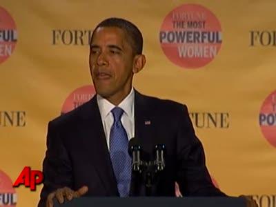 Переведите мне - что сказал Обама?
