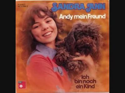Sandra - Andy mein Freund