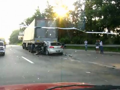 ДТП Киев, Чабаны, Одесская дорога, (M-05) 20.06.2012 г.