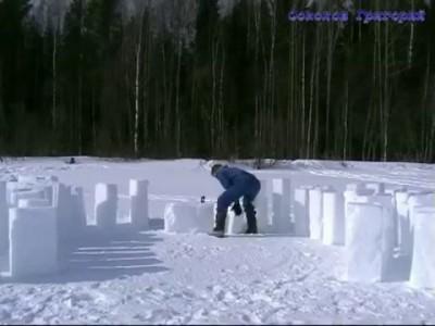 Григорий Соколов. Как строить igloo