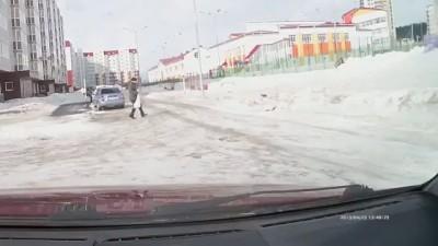 Обычный день в Ханты Мансийске