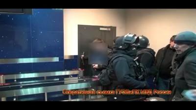 """Обыск в помещениях КБ """"Мастербанк"""""""