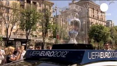 Евро-2012: Киев принимает Кубок Европы