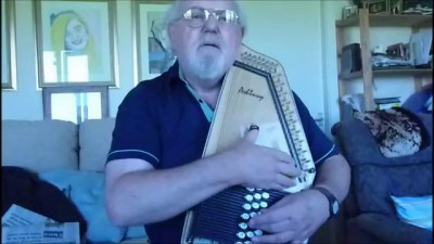 Autoharp: Has Anybody Seen My Gal (Including lyrics and chords)