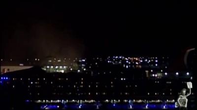 1. Взрыв в Алабаме