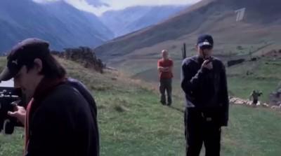 Рабочие материалы фильма «Связной», из док.фильма «Где ты, Брат?»