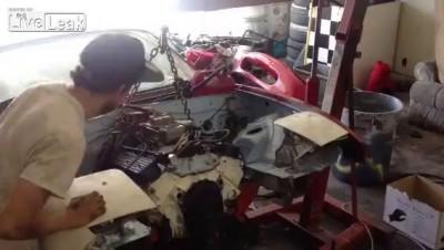 Заводить двигатель после кап ремонта