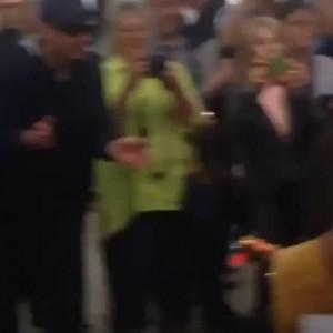U2 устроили концерт-сюрприз в нью-йоркском метро