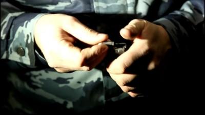 Автоматический пистолет Стечкина АПС.