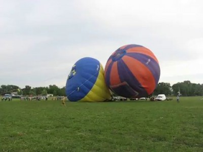 Аэрошок 2013 ( Воздушный шар)