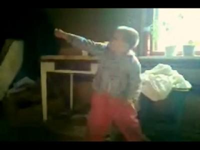 Танцующий Рома