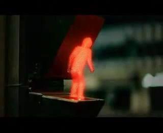 Светофорные человечки.