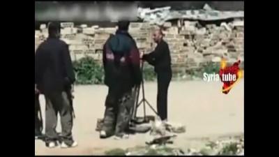 Сирийские минометчики