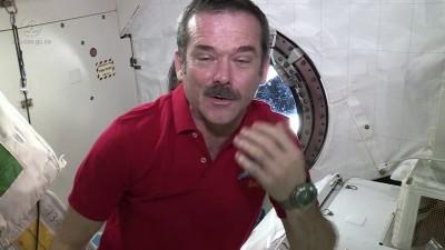 Слёзы в космосе