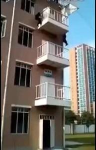 Как быстро забраться на 4 этаж