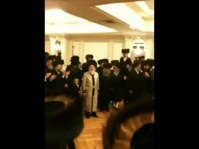 The Harlem Shake (orthodox Jews version)..