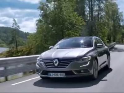 2016 Renault TALISMAN Bewertung #talisman