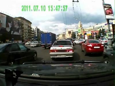 Стрельба в Москве на Садовом