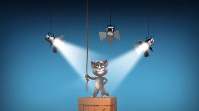 My Talking Tom ep.12 - Who's the boss?!