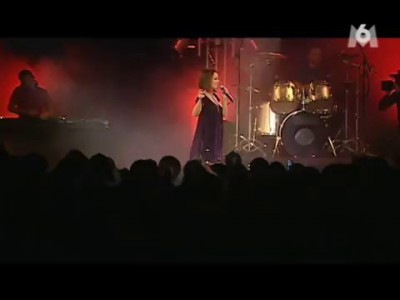 Alizée - Moi Lolita [Live Rock Version ]