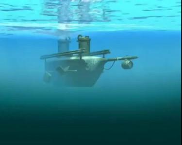 Подводная лодка Шильдера / The first Russian combat iron submarine