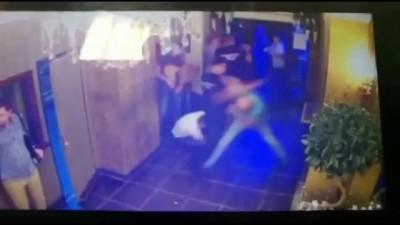 Стрельба в ночном клубе Аура г.Тверь