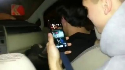 Подростки решили покататься на машине