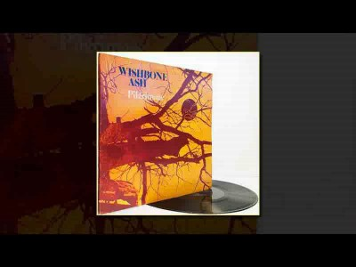 Wishbone Ash - Pilgrimage (1971) (Vinyl)