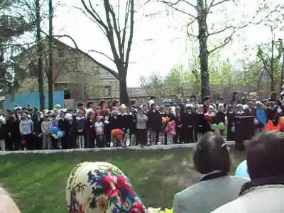 9 мая 2011г. Сквер Анисимова