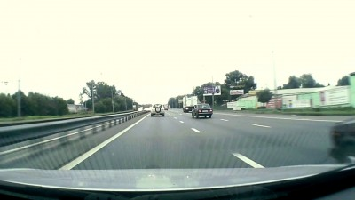 Авария на Ленинградском шоссе ...