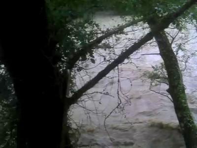 Наводнение в Хосте 24 сент 2013 1