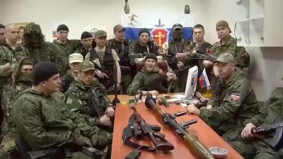 Донецкое ополчение: Русская -Православная