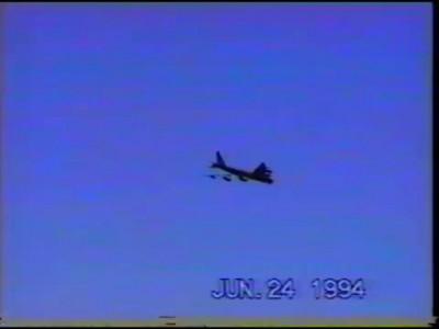 1994 Crash of a B-52 at Fairchild Air Force Base