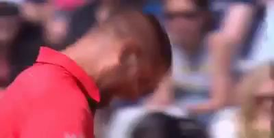 Youzhny's Head-Banging Episode at Roland Garros